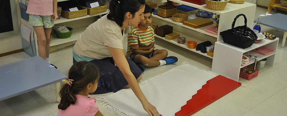 describe what montessori meant by new What makes a great montessori yet she was always ready to learn something new it can mean being ready for additional questions outside the scope of the.